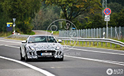 Spyshots: Jaguar F-Type RS Coupé
