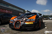 Spot van de dag: Bugatti Veyron Vitesse World Record Car Edition