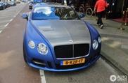 Spot van de dag: Bentley Mansory Continental GT V8
