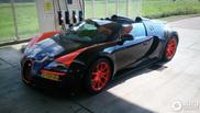 Spot van de dag: Bugatti Veyron 16.4 Grand Sport WRC
