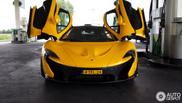 Spot van de dag: McLaren P1
