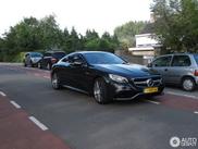 Spot van de dag: Mercedes-Benz S 63 AMG Coupé