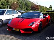 Spot van de dag: Lamborghini Gallardo LP570-4 Spyder Performante
