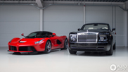 Spot van de dag: Ferrari LaFerrari uit bijzondere collectie