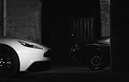 Aston Martin teased krachtigere Vanquish S