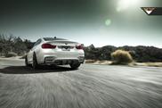 Vorsteiner introduceert GTS programma voor BMW M3 en M4