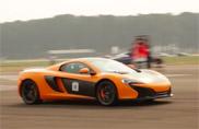Filmpje: 12 jarige racet in McLaren 650S