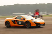 Movie: 12 year old races in a McLaren 650S
