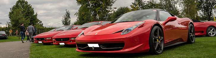Event: Ferrari Euro Day