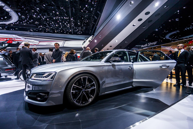 Iaa 2015 Audi S8 Plus