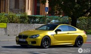 Austin Yellow and the BMW M6 is a perfect combination
