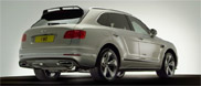 Movie: Bentley perks up the Bentayga with a Styling Pack