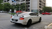 Sporty sophistication: Bentley Continental GT3-R