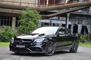 Brabus brings Mercedes-AMG C 63 S 600 hp