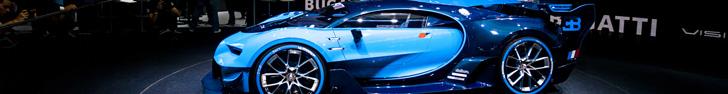 IAA 2015: Bugatti Vision Gran Turismo