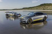 Lekker ding: Mercedes-AMG C 63 Coupé Edition 1
