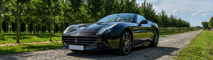 Special: mein Fahrbericht vom Ferrari California T