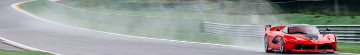 Event: Ferrari Corse Clienti testdays op Spa-Francorchamps