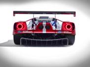 Schema racevariant Ford GT onthuld, dit zijn je kansen om hem te zien