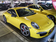 Which yellow sports car is your favorite?