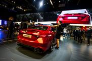 IAA 2015: Alfa Romeo Giulia QV