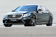 G-Power gives Mercedes-AMG S 63 some extra power