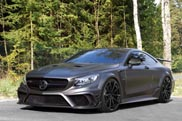Mansory brings limited S-Class to IAA in Frankfurt