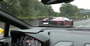 Lamborghini Huracán LP610-4 neemt het op tegen de SuperVeloce