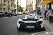 Zo fijntjes kan een McLaren P1 samengesteld worden