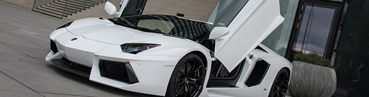 Photoshoot: Lamborghini Aventador LP700-4 Roadster