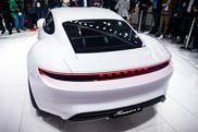 IAA 2015: Porsche Mission E
