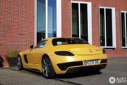 Tuned Mercedes-Benz SLS AMG asks for more