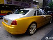 Rolls-Royce gespot van Rolls-Royce beste klant