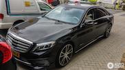 Spot van de dag: Mercedes-Benz Brabus 900 Rocket