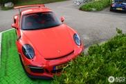 Spot van de dag: foutgeparkeerde Porsche GT3 RS