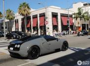 Zo badass kan de Bugatti Veyron Grand Sport Vitesse eruit zien
