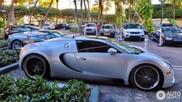 Bugatti Veyron Grand Sport oogt lekkerder met andere sloffen