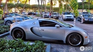 La Bugatti Veyron Grand Sport est éclatante avec de nouvelles jantes