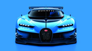 Is Bugatti Vision Gran Turismo voorbode voor de Chiron?