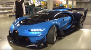 The Bugatti Vision GT really works!
