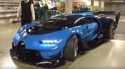 Der Bugatti Vision GT ist wirklich gelungen!
