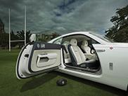 Rolls-Royce eert rugbysport met gelimiteerde Wraith