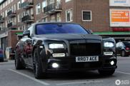 Spot van de dag: Rolls-Royce Mansory Wraith