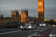 Porsche 919 Hybrid stirs up the city of London