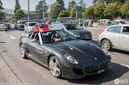 Rollen in de nazomerzon met je Ferrari SA Aperta