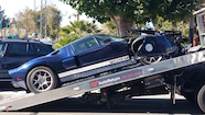 Drunk driver crashes Ford GT in San Francisco