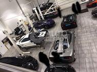 Inside McLaren's MSO Workshop