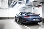 Porsche op zijn best: 991 Turbo S MkII
