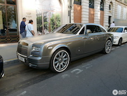 Rolls-Royce Phantom Coupe met zeldzame samenstelling