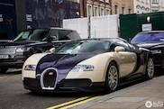 Geen Supersport, geen Vitesse: de originele Bugatti Veyron